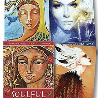 OMEN Soulful Woman Guidance Cards: Nurturance, Empowerment & Inspiration for the Feminine Soul