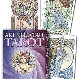 OMEN Tarot Art Nouveau Grand Trumps