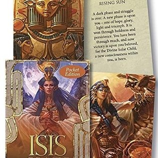 OMEN Isis Oracle (Pocket Edition): Awaken the High Priestess Within