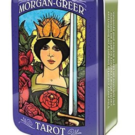 OMEN Morgan-Greer Tarot in a Tin