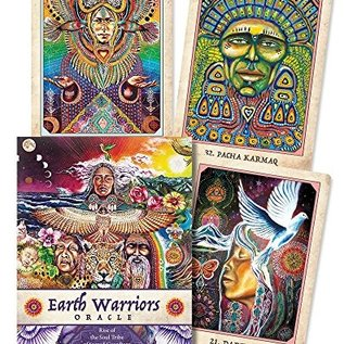 OMEN Earth Warriors Oracle: Rise of the Soul Tribe of Sacred Guardians and Inspired Visionaries