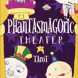 OMEN Phantasmagoric Theater Tarot: 78-Card Deck