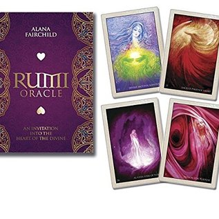 OMEN Rumi Oracle: An Invitation Into the Heart of the Divine