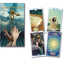 OMEN Law of Attraction Tarot [With Paperback Book]