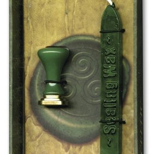 OMEN Celtic Sealing Wax [With Sealing Wax and Stamp Designs]