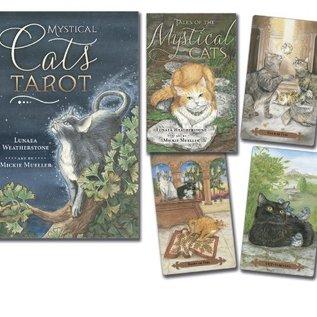 OMEN Mystical Cats Tarot