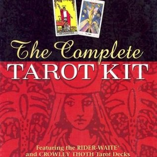 OMEN Complete Tarot Kit: Everything a Beginner Needs to Start Their Journey with Tarot