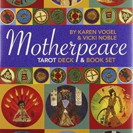 OMEN Motherpeace Tarot Deck [With Book]