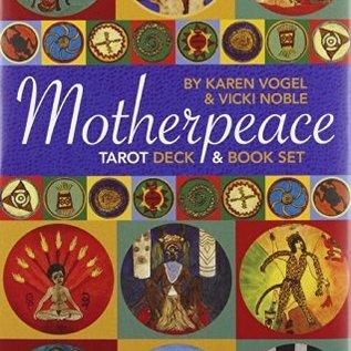 OMEN Motherpeace Tarot Deck [With Book]