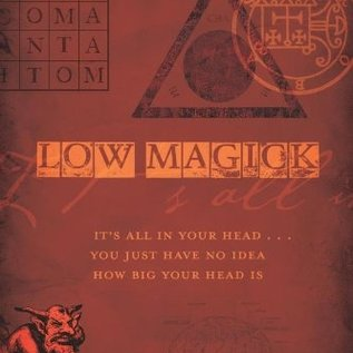 OMEN Low Magick: It's All in Your Head ... You Just Have No Idea How Big Your Head Is