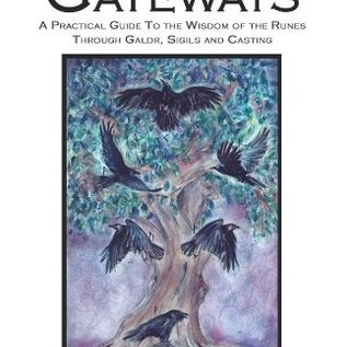 OMEN Odin's Gateways: A Practical Guide To The Wisdom Of The Runes, Through Galdr, Sigils & Casting