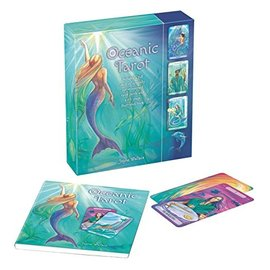 OMEN Oceanic Tarot: Includes a Full Desk of Specially Commissioned Tarot Cards and a 64-Page Illustrated Book