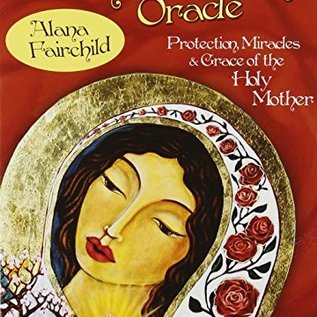 OMEN Mother Mary Oracle: Protection Miracles & Grace of the Holy Mother (Cards W/ Book)