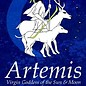 OMEN Artemis, Virgin Goddess Of The Sun And Moon: A Comprehensive Study Of The Greek Goddess Of The Hunt, Her Powers, Myths & Worship