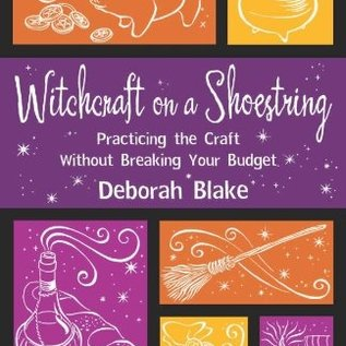 OMEN Witchcraft on a Shoestring: Practicing the Craft Without Breaking Your Budget
