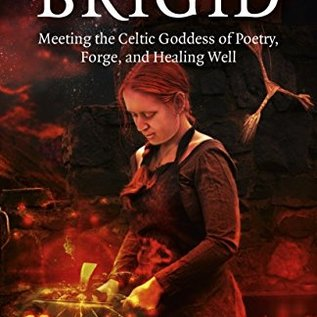 OMEN Brigid: Meeting the Celtic Goddess of Poetry, Forge, and Healing Well