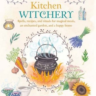 OMEN Book of Kitchen Witchery: Spells, Recipes, and Rituals for Magical Meals, an Enchanted Garden, and a Happy Home