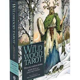OMEN Wildwood Tarot: Wherein Wisdom Resides [With Booklet]