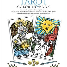 OMEN Tarot Coloring Book