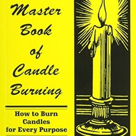 OMEN Master Book Of Candle Burning