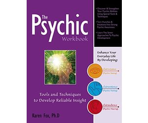 Psychic Workbook: Tools and Techniques to Develop Reliable Insight