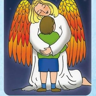 OMEN Angel Cards for Children