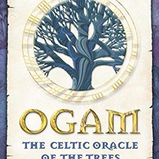 OMEN Ogam: The Celtic Oracle of the Trees: Understanding, Casting, and Interpreting the Ancient Druidic Alphabet (Original)
