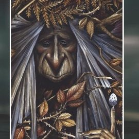OMEN Visions Of The Cailleach: Exploring The Myths, Folklore & Legends Of The Pre-Eminent Celtic Hag Goddess
