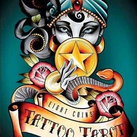 OMEN Eight Coins' Tattoo Tarot