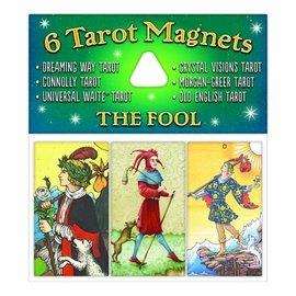 OMEN Fool Tarot Magnets