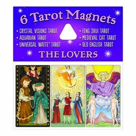 OMEN Lovers Tarot Magnets