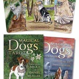 OMEN Magical Dogs Tarot