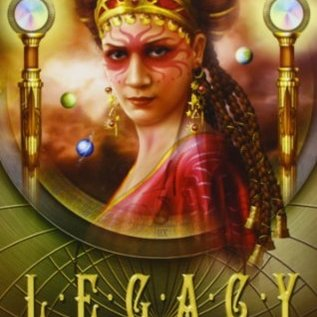 OMEN Legacy of the Divine Tarot [With Paperback Book]