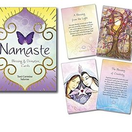 OMEN Namaste Blessing & Divination Cards