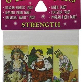 OMEN Strength Tarot Magnets