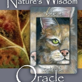 OMEN Nature's Wisdom Oracle [With Paperback Book]