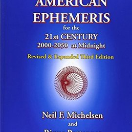 OMEN American Ephemeris For The 21St Century, 2000-2050 At Midnight