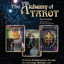 OMEN Alchemy Of Tarot: Practical Enlightenment Through The Astrology, Qabalah & Archetypes Of Tarot