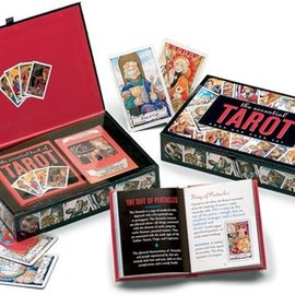 OMEN Essential Tarot Book & Card Set