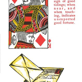 OMEN Gypsy Witch Fortune Telling Cards