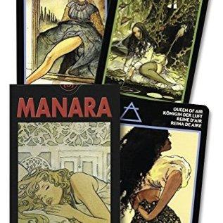 OMEN Erotic Tarots of Milo Manara (Lo Scarabeo Decks)