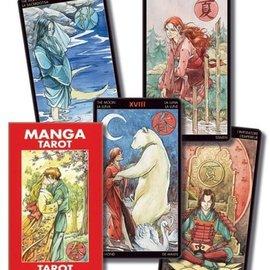 OMEN Manga Mini Tarot (Lo Scarabeo Decks)