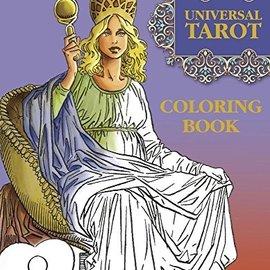 OMEN Universal Tarot Coloring Book