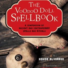OMEN The Voodoo Doll Spellbook: A Compendium of Ancient and Contemporary Spells and Rituals