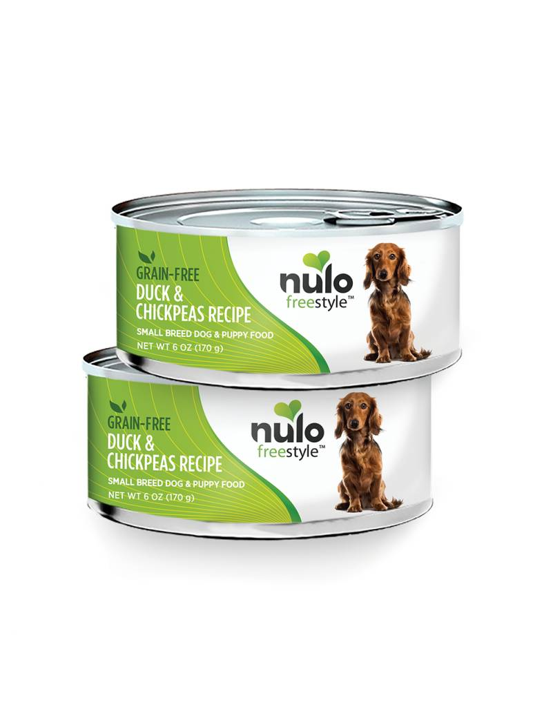 Nulo Nulo Canned Dog Food Small Breed Duck 5.5 oz.