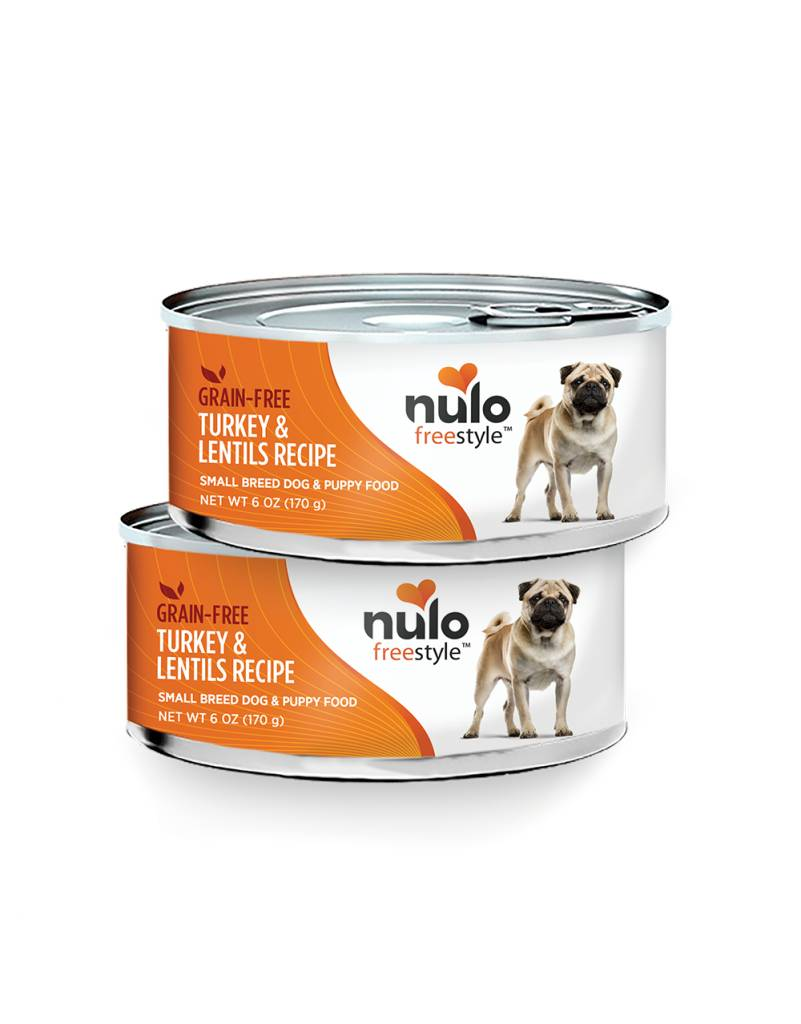 Nulo Nulo Canned Dog Food Small Breed Turkey 5.5 oz.