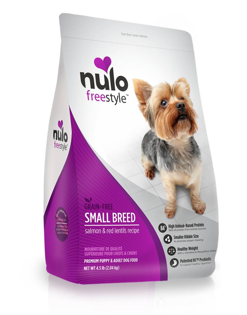 Nulo Nulo Dry Dog Food Small Breed Salmon & Lentils