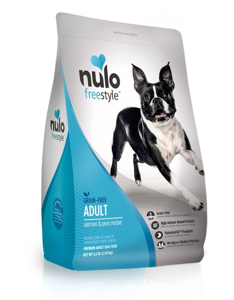 Nulo Nulo Dry Dog Food Adult Salmon & Peas
