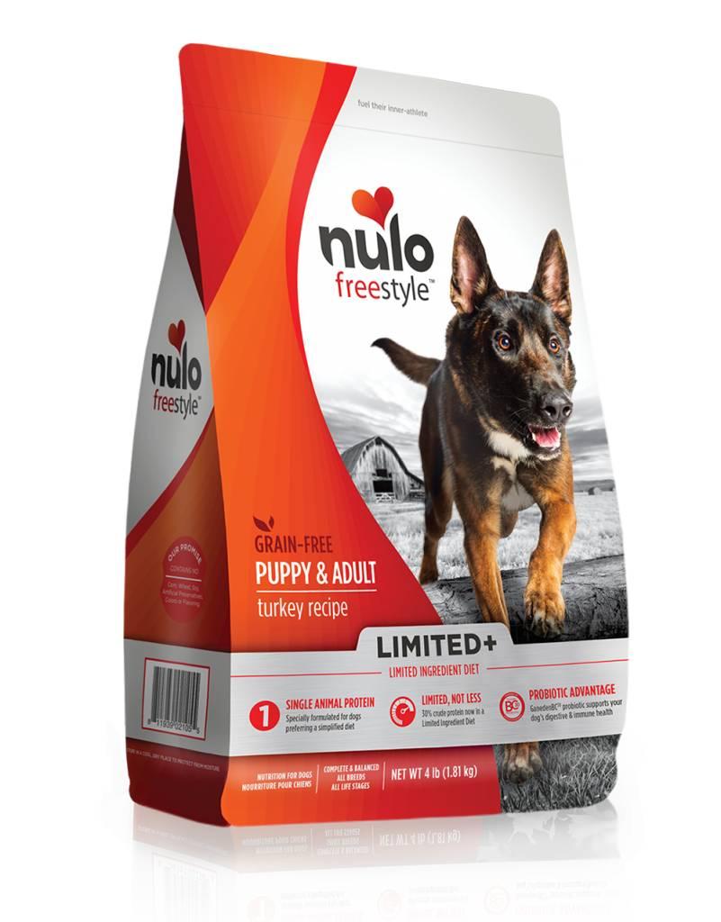 Nulo Nulo Limited Ingredient Dry Dog Food Turkey