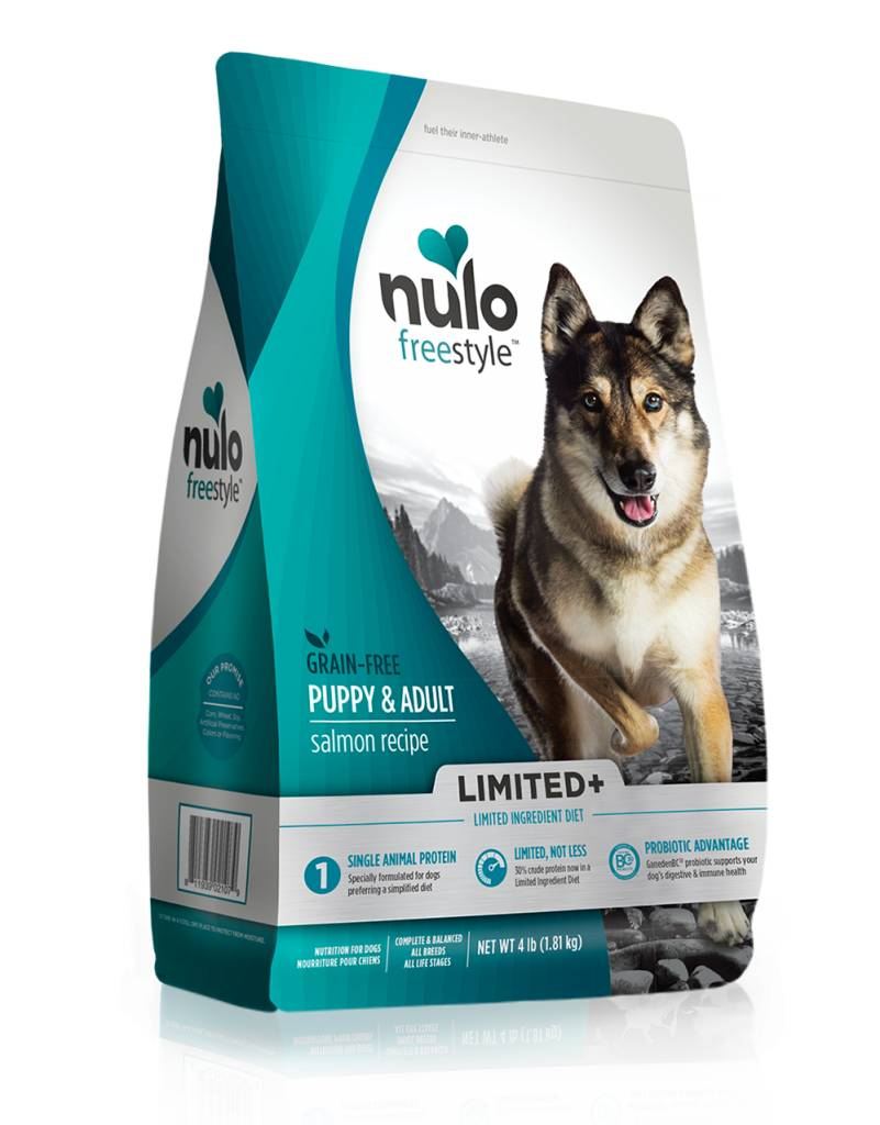 Nulo Nulo Limited Ingredient Dry Dog Food Salmon